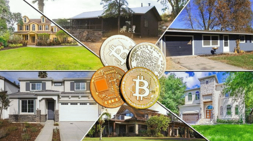 Real Estate Meets Blockchain
